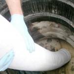 Insituform perma liner trenchless pipe repair cipp