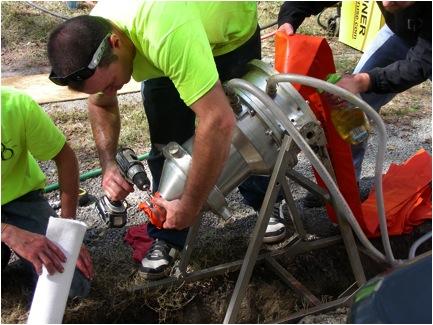 Sewer Pipe Repair virginia maxliner gun
