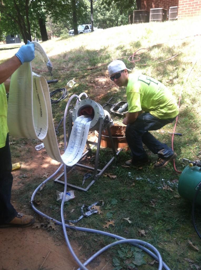 Sewer Pipe Lining Virginia