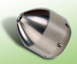 Sewer Nozzle for cleaning sewer pipes