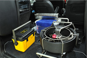 Pipe Inspection Equipment - Camera
