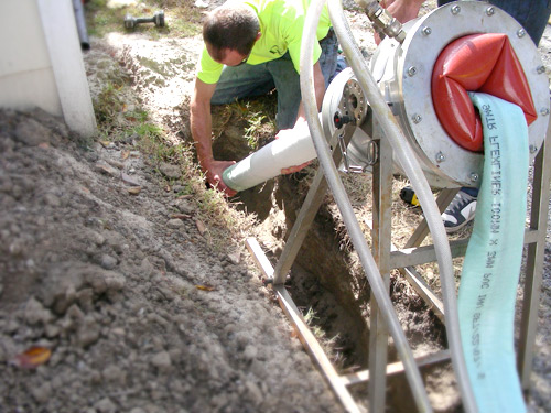 Sewer Repair Residential