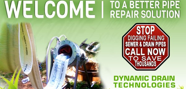 Welcome to a better pipe repair solution