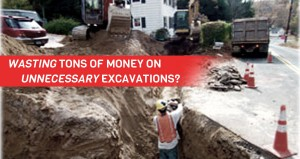 No dig pipe sewer drain repair don't excavate rehabilitate
