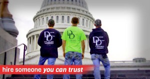 Trusted plumbers and perma liner installers in Washington DC