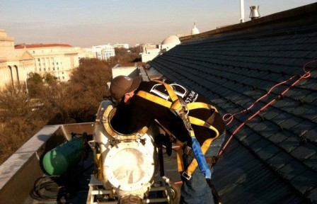 Trenchless Lining for the Smithsonian in DC