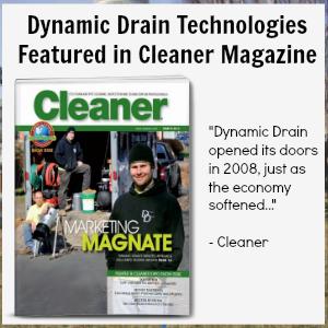 Dynamic Drain Technologies - Pipe Repair Cleaner Article
