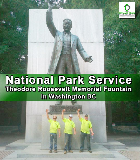 National Park Service Sewer and Drain Pipe Lining company
