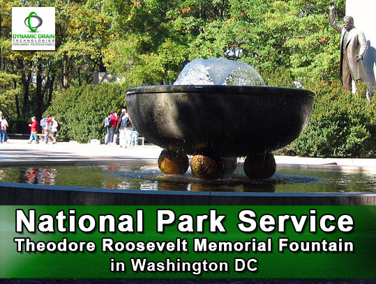National Park Service Government contractor for CIPP pipe lining job